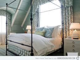 Country Beach Style Bedroom Decor Idea. Enlish Country Beach Style Bedroom  Decor Idea B