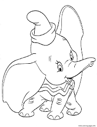 cute dumbo cartoon s for kids4b67 Coloring pages Printable