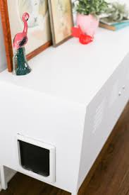box furniture ikea cat diy innovation litter sy