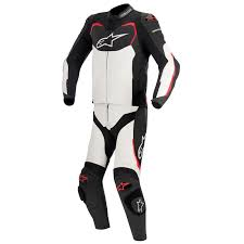 Gp Pro 2 Piece Leather Suit