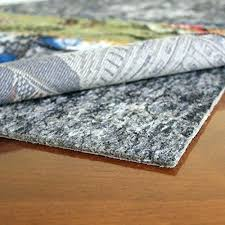 thick rug pad full size of thick rug pad pads for hardwood floors felt and rubber