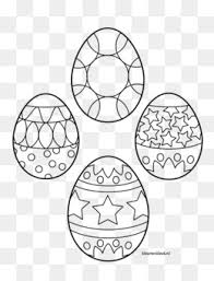 Free Download Easter Egg Kleurplaat Child Christmas Easter Png
