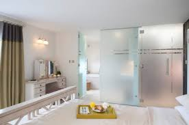 modern glass closet doors. Modern Glass Sliding Door Idea In Minimalist Bedroom Closet Doors E