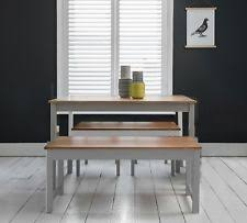 black kitchen table with bench. Perfect Kitchen Dining Table With 2 Benches Set Kitchen In Choice Of Colours Throughout Black With Bench H