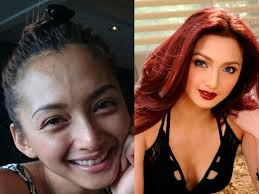 24 pinay celebrities without make up but still look beautiful and stunning
