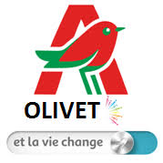 """Résultat de recherche d'images pour """"auchan olivet"""""""
