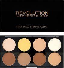 makeup revolution ultra cream contour palette do modelowania twarzy 13g