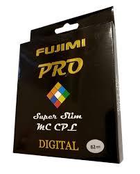 <b>Светофильтр Fujimi PRO Super</b> slim MC CPL 82mm