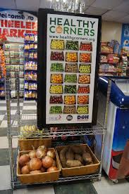Healthy Corner Store Initiatives