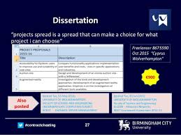 Contract Cheating     Exploring The Online Market For Original Student     SlideShare            contractcheating Dissertation