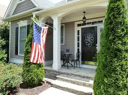 image of simple front porch light fixtures