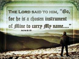 New testament outlawing the use of musical instruments in worship of god. 7 Bible Verses About Chosen Instruments