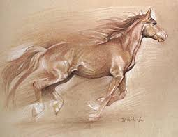 horses drawings. Brilliant Horses Running Wild Horses Drawings With I