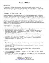 Objective In Resume For Software Engineer Experienced Career Objective Examples For Resume For Experienced Software Resume