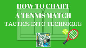 Charting The Match Charting A Tennis Match 2 Tactical Into Technical