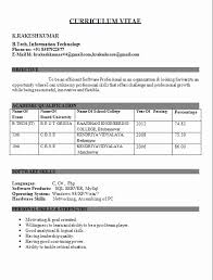 Best Resume Format For Freshers Free Download Luxury Simply