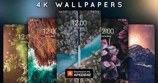 4K Wallpapers MOD APK 1.10 (Premium ...