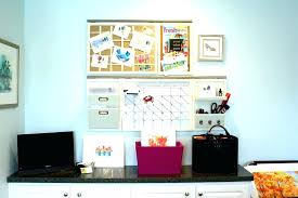 beautiful home office wall. Wall Board Ideas Office Chic Desk Organizer Fashion Traditional Home Decoration With Beautiful ,