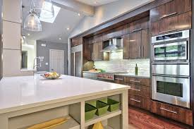 contemporary kitchen by realty restoration llc