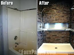 stone bathroom wall panels decorative panels for bathroom walls best faux stone wall panels ideas on