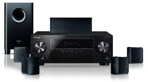 pioneer 5 1 home theater system. htp-206. 5.1-channel pioneer 5 1 home theater system s