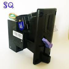 Vending Machines That Take Tokens Gorgeous SR 48 Coin Acceptor Coin Selector Vending Machines Arcade Part Coin