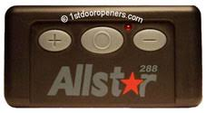 allstar garage door openerAllstar Compatible Garage Door Opener Parts  Garage Door Remotes