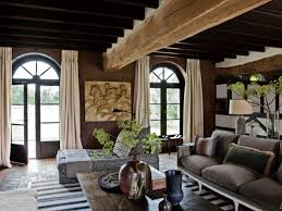 Eclectic Rustic Decor Living Room French Country Cottage Decor Fence Closet Eclectic
