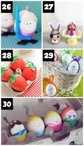 fun easter egg ideas and crafts