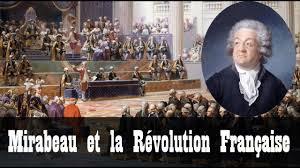 Mirabeau Et La Révolution Française Un Jour Une Citation 1