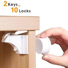 Amazoncom Baby Proofing Child Safety Cabinet Locks By Nanaplums