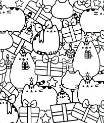 Pusheen Coloring Book Pusheen Pusheen The Cat Kleurplaten Chicas