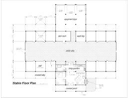 Stables Design Layout 100 Barn Plan House Plan Pole Barns With Living
