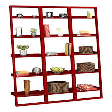 hallways office furniture. interesting furniture hallways office furniture set of 3 sloane crimson leaning bookcases great  for dressing up storing inside hallways office furniture