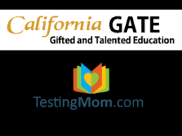 california gate logo the california department of education administers the gifted and talented