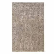 Hochflor Teppich Aus Micro Polyester Touch 300 Beige
