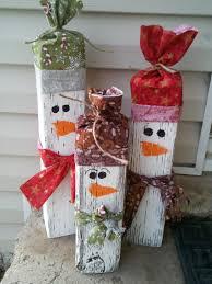 5 snowman family