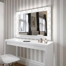 makeup mirror types construction