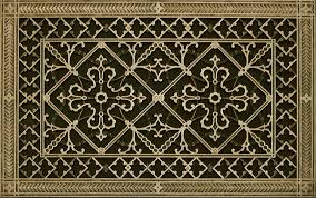tips surprising interior design with cool decorative wall grilles