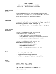 Brilliant Ideas Of Cover Letter For Resume Veterinary Assistant