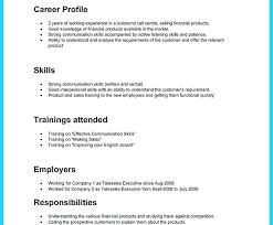 Resume Format For Call Center Job Pdf Skinalluremedspa Com
