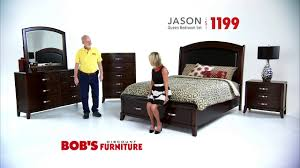 Jason 8 Piece Queen Bedroom Set - Bob's Discount Furniture - YouTube