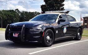 Florida Florida Highway Patrol Dodge Charger Sedan Dodge Charger Police Cars State Police