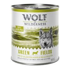 Avis clients sur Wolf of Wilderness 6 x 800 g pour chien   zooplus