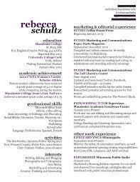 Sample Entry Level Resume Marketing Resume Sample Entry Level Dadajius 53