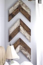diy chevron wood arrows diy living room decor ideas budget friendly home decor ideas
