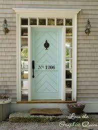 exterior door number stickers. street number door decal exterior stickers a