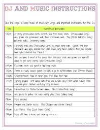 Printable Wedding Timeline Checklist Timeline Checklist Template Wedding Planning Checklist Template