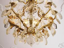 the following are the images of this chandelier as it hanged at the spelling manor