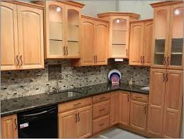 Endearing Kitchen Color Schemes With Oak Cabinets 17 Best Ideas